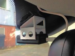 Mobius camera windscreen mount