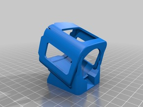 BQE Bot5 Foxeer Box 2 mount