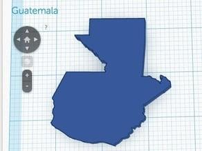 Guatemala Outline
