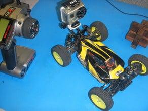 Losi Mini 8ight GoPro mount