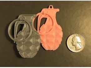 Grenade Pin/Keychain/Pendant