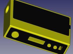 YiHi SX350J Box Mod - Box Battery (Dual 18650 Battery)