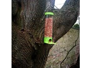 Squirrel food dispenser