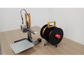 Cetus 3D printer handle