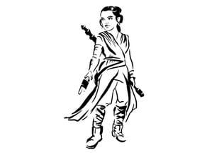 Rey stencil