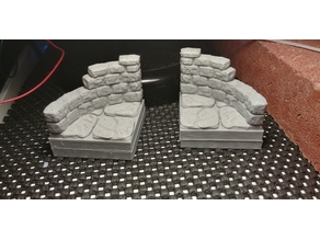 Openforge Curved Wall Magnetic Base