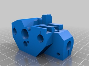 De Luxe selector for prusa i3 mk3 MMU2s