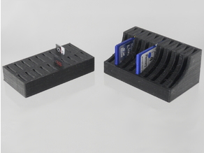 Micro SD and SD Cards Holders
