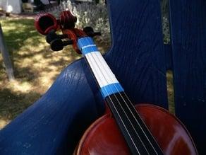 Violin Fretboard