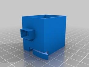 Wemos D1 mini relay/relè case