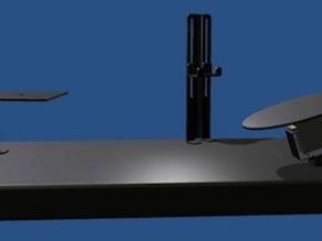 D3D Scanner - A high-res, open source hardware, structured-light, desktop 3D scanner