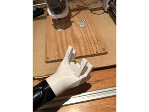 DIY Dremel CNC Vacuum Adapter