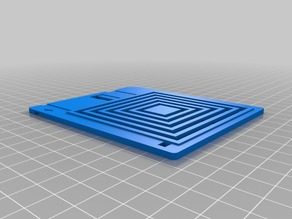 Floppy Disk Coaster Remix