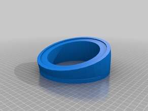 Adapter Ring for Flux 3D