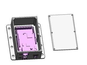 Case for Arduino Mega2560 +W5100