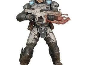 Gear of War 1/35 marcus