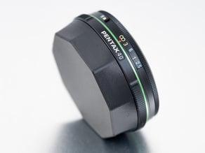 Rear Lens Cap (Pentax K-Mount)