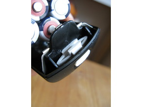 Lock for Busch+Müller IXON IQ bicycle light