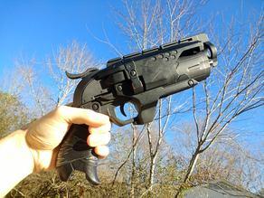 Nerf Hammershot - Uncompensated
