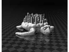 New York City - Turtle