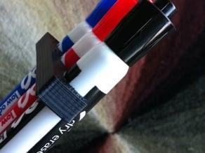 Dry-Erase Marker Holder