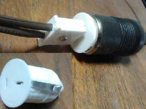Car Cigarette Lighter Socket to CAT Standard Socket Adapter 12 volt plug-in