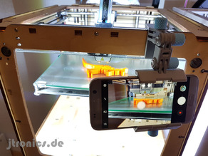 Modular Mounting System - Ultimaker Camera Timelapse