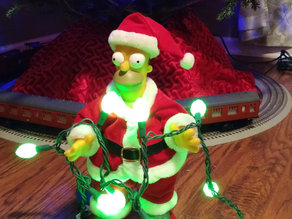 Hop Christmas Light Cover