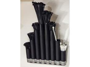 Cable Tie Storage