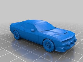 Gaslands Modern Muscle car