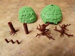 10mm Modular Tree