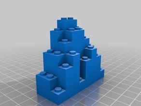 Lego Berg / Fels / Rock