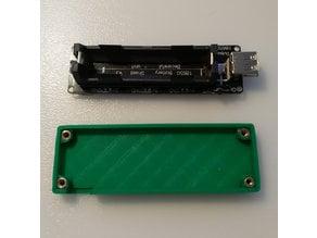 WeMos 18650 Battery Shield V3 Case