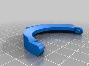 Replacement headphone arm and headband for Kidz Gear headphones