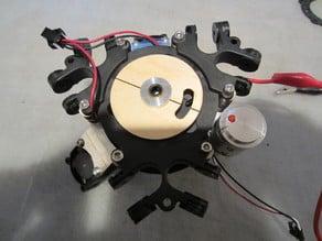 E3D-V6 mount for the BI V2.5