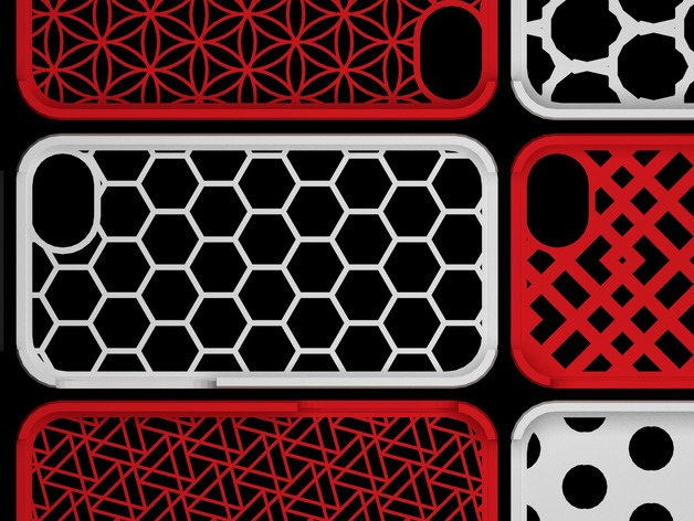 Customizable iPhone Case by MakerBot - Thingiverse