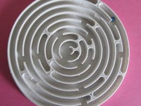 pinball maze