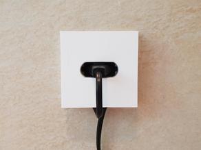 Schuko Cable Wrap - closed