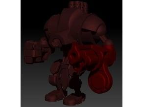 Upgrade War robot
