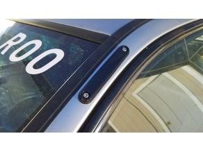 Subaru Impreza antenna delete