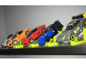 Lego Speed Champions Car Stands