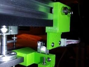 Optical Z end-stop bracket for FT-5