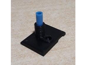 Filament sensor cover Prusa i3 MK3S reverse bowden 6/4mm tube