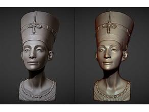 Nefertiti: Stylized