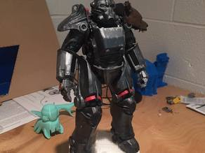 T45 power armor toy