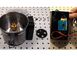 Simple Centrifuge Rotor (Microfuge)