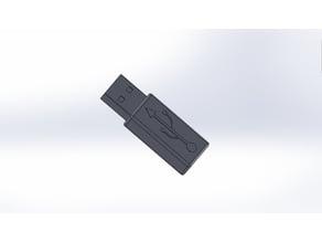 Old USB key