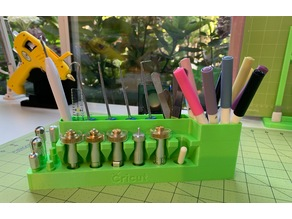 Cricut Tool Holder with cups