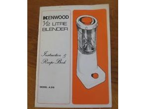 Kenwood A515 Drive Coupler