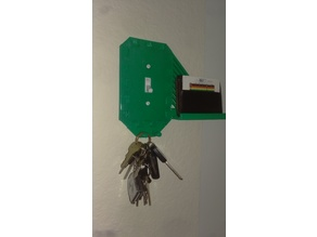 Modular light switch cover